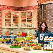 "Rachael Ray on the set of  ""The Rachael Ray Show"" for advertising campaign focused on Philidelphia.  Photo: David E. Steele/The Rachael Ray Show"