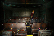 Orlando, Florida, USA, 20090325:   The Disney's Hollywood Studios in Orlando.<br /> The elevator ride in the Hollywood Towers.<br /> Photo: Orjan F. Ellingvag/ Dagbladet/ Corbis