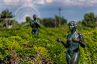 Aristide Maillol, Jardin des Tuileries