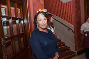 CLAIRE BLOOM, West End opening of RSC production of Julius Caesar at the Noel Coward Theatre on Saint Martin's Lane. After-party  at Salvador and Amanda, Gt. Newport St. London. 15 August 2012.