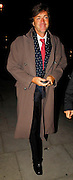 14.DECEMBER.2007. LONDON<br /> <br /> RICHARD MADELEY ARRIVING AND LEAVING MATTHEW FREUD'S CHRISTMAS PARTY WHO IS MARRIED TO RUPERT MURDOCH'S DAUGHTER ELIZABETH IN WEST LONDON.<br /> <br /> BYLINE: EDBIMAGEARCHIVE.CO.UK<br /> <br /> *THIS IMAGE IS STRICTLY FOR UK NEWSPAPERS AND MAGAZINES ONLY*<br /> *FOR WORLD WIDE SALES AND WEB USE PLEASE CONTACT EDBIMAGEARCHIVE - 0208 954 5968*
