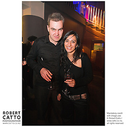 Rhian Sheehan;Raashi Malik at the Film Wellington 10th Anniversary Celebration at the Front Room, Wellington, New Zealand.<br />