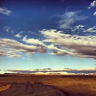 Dirt road near Yellow Cat Mines, Utah