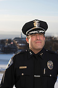 Burlington, Vermont Chief of Police Brandon Del Pozo.