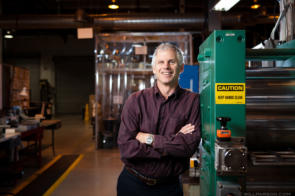 Dan Squiller, CEO of PowerGenix.