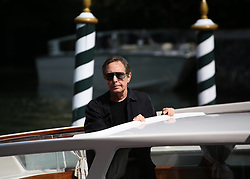 Venice, Italy. 31th August, 2017. William Friedkin arrive at the Hotel Excelsior (Photo by Matteo Chinellato/NurPhoto/Sipa USA)