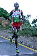 Charles Tjiane during the 2010 Old Mutual 2 Oceans Ultra Marathon held in Cape Town, Western Cape, South Africa on the 3 April 2010.Photo by: Ron Gaunt/ SPORTZPICS