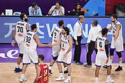 Ariel Filloy<br /> Nazionale Italiana Maschile Senior<br /> Eurobasket 2017 - Final Phase - 1/4 Finals<br /> Italia Serbia Italy Serbia<br /> FIP 2017<br /> Istanbul, 13/09/2017<br /> Foto G.Ciamillo / Ciamillo - Castoria