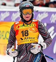 Alpint<br /> Verdenscup slalåm kvinner<br /> 8. februar 2004<br /> Arber - Tyskland<br /> Foto: Digitalsport<br /> Norway Only<br /> Line Viken