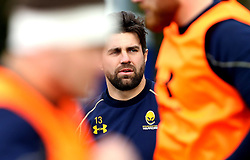 Wynand Olivier of Worcester Warriors - Mandatory by-line: Robbie Stephenson/JMP - 28/01/2017 - RUGBY - Sixways Stadium - Worcester, England - Worcester Warriors v Harlequins - Anglo Welsh Cup