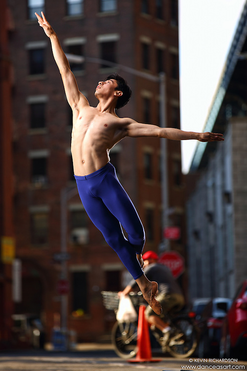 Dance As Art Photography Project- Dumbo Brooklyn, New York with dancer, Carlos Diaz.