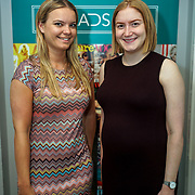 Jane Connolly, Alice Draper attends the Threads & Co Beauty launches permanent retail concept store everything from coffee to beauty to retail therapy on 24th May 2017. by See Li
