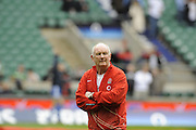 Twickenham. Great Britain, Six Nations Rugby,England Head coach Brian ASHTON over sees the England Players ree game training -  England vs Ireland, RFU Stadium, 15.03.2008  [Mandatory Credit. Peter Spurrier/Intersport Images]