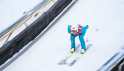 19.12.2014, Nordische Arena, Ramsau, AUT, FIS Nordische Kombination Weltcup, Skisprung, Training, im Bild Joergen Graabak (NOR) // during Ski Jumping of FIS Nordic Combined World Cup, at the Nordic Arena in Ramsau, Austria on 2014/12/19. EXPA Pictures © 2014, EXPA/ JFK