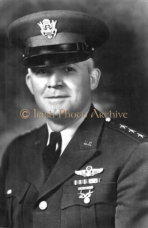 Henry Harley Arnold (1886-1950) American air force officer. Chief of US Army Air Forces (1941), Wolrd War II.