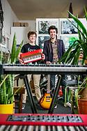 muzikaalduo Seizoensklanken-Freek Vreys en Gilles Helsen-foto joren de weerdt