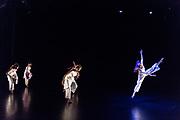 The Colorado State University Dance Program rehearses its Fall Concert,  November 13, 2014.