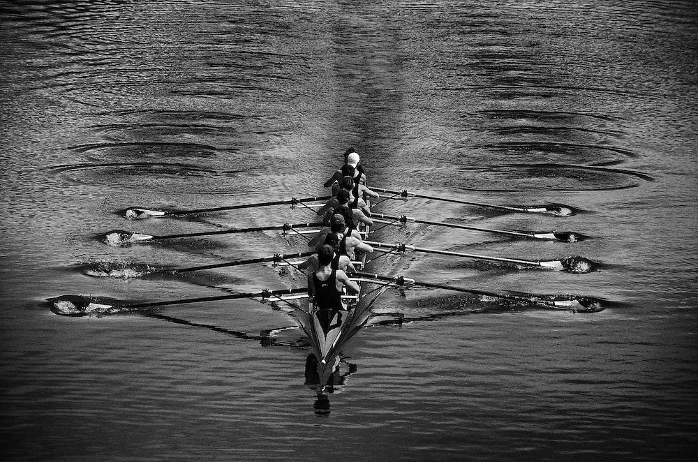 Princeton Crew, Rowing, Lake Carnegie, Princeton