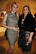 MEREDITH OSTRON AND TATJANA RHODES, Maria Grachvogel 5th Anniversary of her  Sloane St store. 162 Sloane St. London. 19 October 2006. -DO NOT ARCHIVE-© Copyright Photograph by Dafydd Jones 66 Stockwell Park Rd. London SW9 0DA Tel 020 7733 0108 www.dafjones.com
