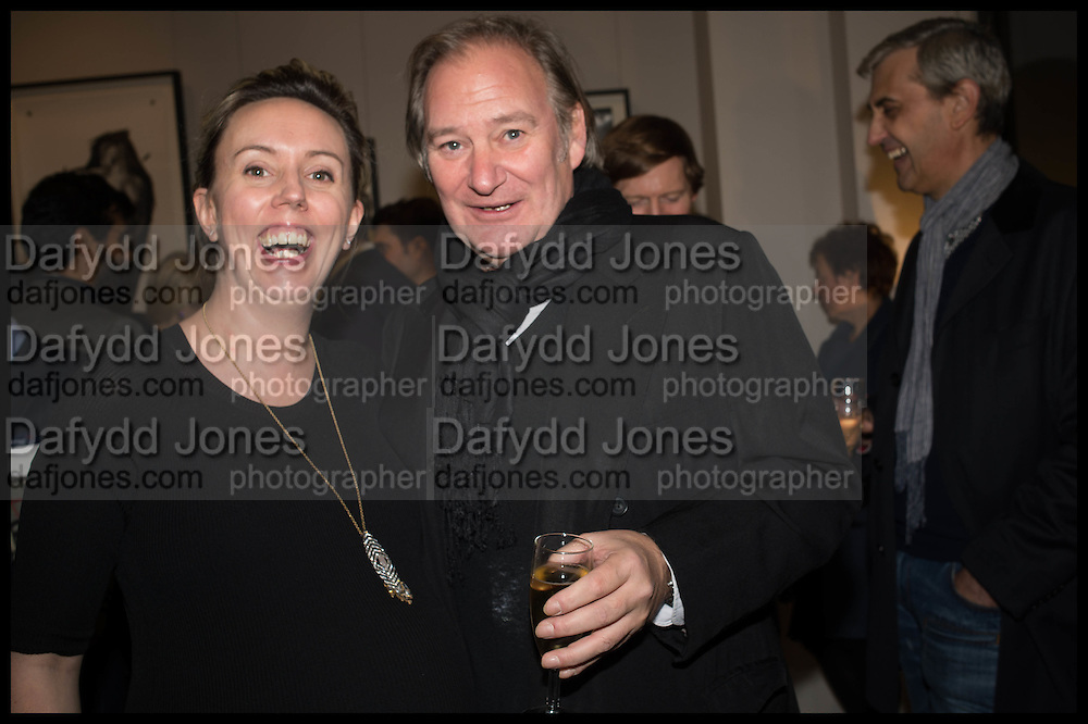 NINA FOWLER; JAMES BIRCH , Nina Fowler works curated by James Birch, The launch of Dadiani Fine Art, 30 Cork St. London.  24 November 2014