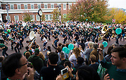 Ohio University's Homecoming Parade took place on Saturday morning, October 12, 2013. Photo by Olivia Wallace