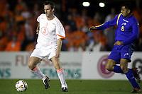Fotball<br /> VM-kvalifisering<br /> Andorra v Nederland<br /> 17. november 2004<br /> Foto: Digitalsport<br /> NORWAY ONLY<br /> andre ooijer