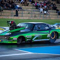 Daniel Gregorini (2299) - Chevrolet Camaro - Top Doorslammer.