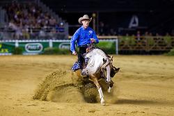 Martin Larcombe, (AUS), Wimpys Cute Tune - Individual Final Comptetition - Alltech FEI World Equestrian Games™ 2014 - Normandy, France.<br /> © Hippo Foto Team - Leanjo De Koster<br /> 30-08-14