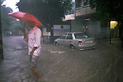 Monsoon in Greater Kailash one.