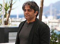 Director Mohammad Rasoulof at Dast-neveshtehaa Nemisoosand (Manuscripts Don't Burn) Film Photocall Cannes Film Festival On Friday 24th May May 2013