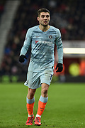 Chelsea Midfielder, Mateo Kovacic (17) during the Premier League match between Bournemouth and Chelsea at the Vitality Stadium, Bournemouth, England on 30 January 2019.