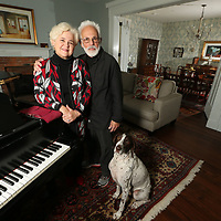 Dottie and Stephen Gozan of Holly Springs