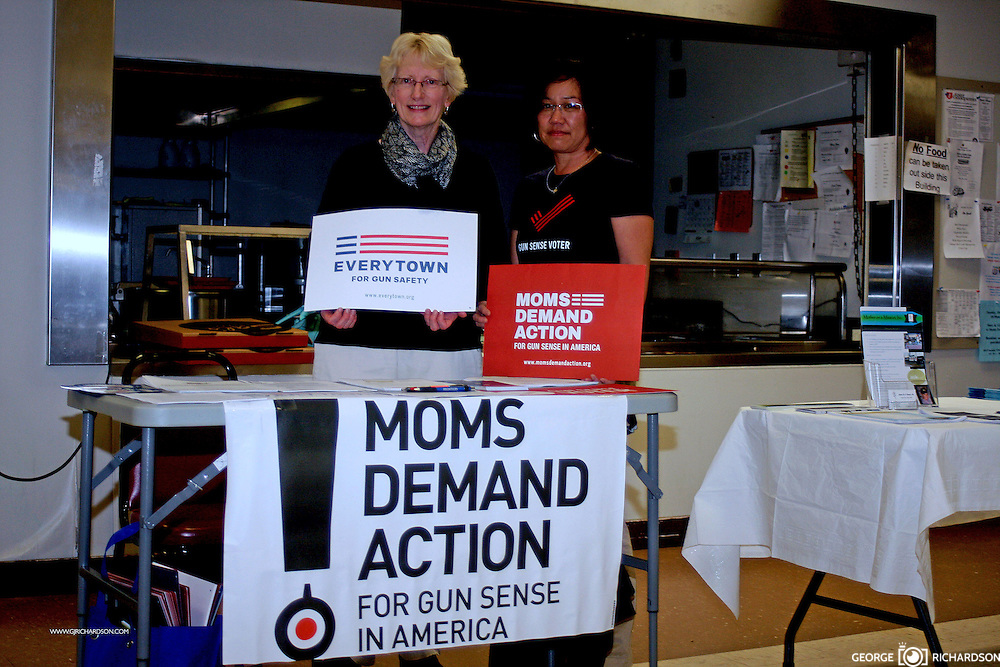 2014,Haverhill, Moms Demand Action for gun sense in america