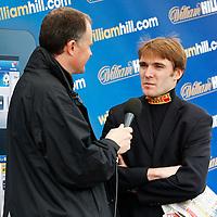 Jockey Tom Scudamore