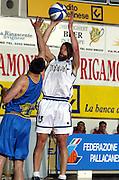 SONDRIO, ESTATE 2002<br /> AMICHEVOLE ITALIA - UCRAINA<br /> NELLA FOTO: MICHELE MIAN<br /> FOTO CIAMILLO