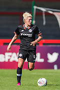 Millie Bright (Chelsea) during the FA Women's Super League match between Brighton and Hove Albion Women and Chelsea at The People's Pension Stadium, Crawley, England on 15 September 2019.