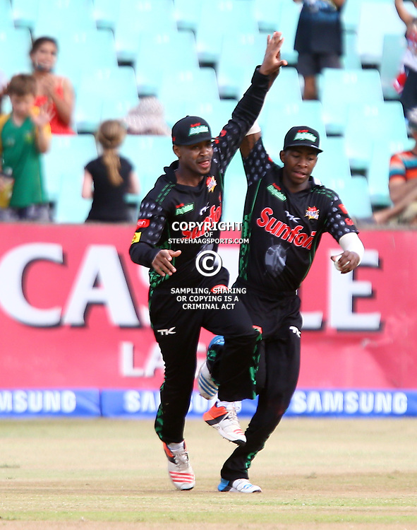Durban South Africa - November 8: GV during the RAM Slam T20 match between Sunfoil Dolphins and The Warriors,Sunday November 8th,Sahara Stadium Kingsmead (Photo by Steve Haag)images for social media must have consent from Steve Haag