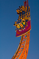 Six Flags Elitch Gardens Amusement Park, Denver, Colorado