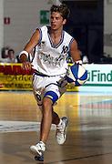 SONDRIO, ESTATE 2002<br /> AMICHEVOLE ITALIA - UCRAINA<br /> NELLA FOTO: ANDREA PECILE<br /> FOTO CIAMILLO