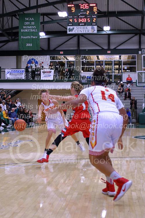30 December 2016: Morton v Rock Island girls, State Farm Holiday Classic Coed Basketball Tournament at Shirk Center, Bloomington Illinois