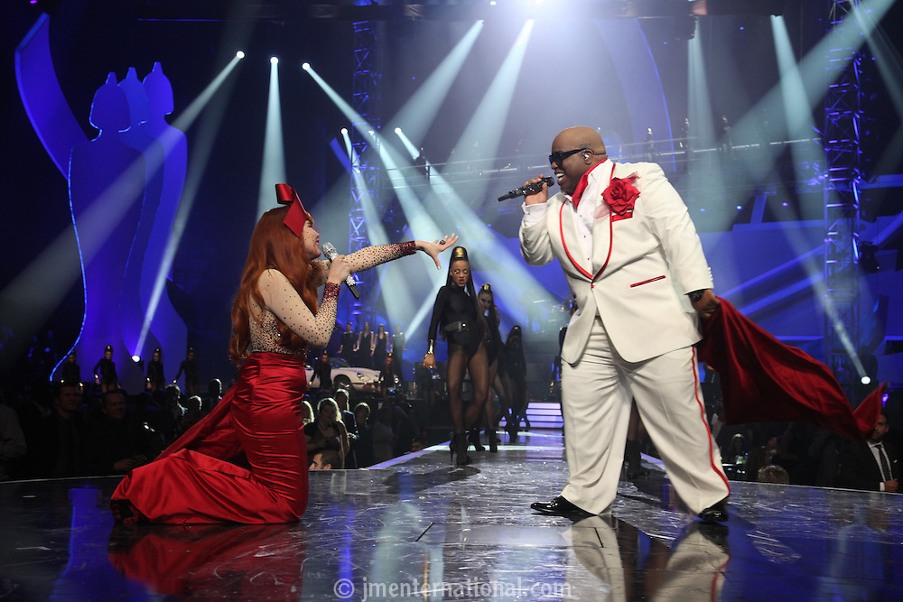 Cee Lo Green, Paloma Faith