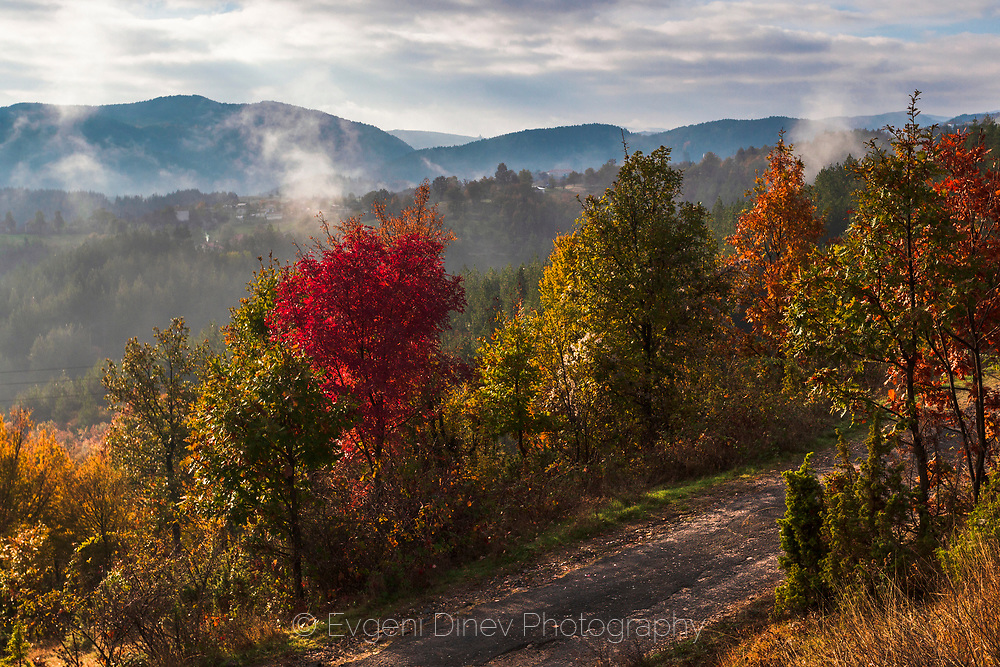 Eastern Rhodopes in Autumn time