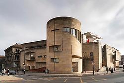 Exterior of National Museum of Scotland, Edinburgh, Scotland, UK