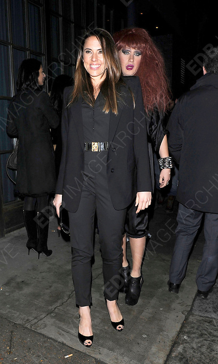 25.JANUARY.2011. LONDON<br /> <br /> MELANIE C AT THE INSTYLE AWARDS HELD AT SHOREDITCH HOUSE IN LONDON<br /> <br /> BYLINE: EDBIMAGEARCHIVE.COM<br /> <br /> *THIS IMAGE IS STRICTLY FOR UK NEWSPAPERS AND MAGAZINES ONLY*<br /> *FOR WORLD WIDE SALES AND WEB USE PLEASE CONTACT EDBIMAGEARCHIVE - 0208 954 5968*