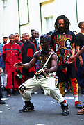 Dancing in the street, Notting Hill Carnival, 2000's