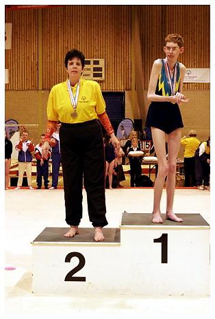 Special Olympics (Gymnastics).Sat 27-5-2006.Birmingham.Afternoon Presentations