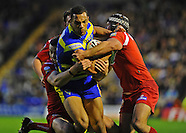 Warrington v Crusdaders 150411