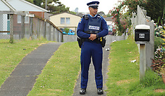 Auckland-20 year old shot in cheek, Mangere