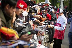 November 2, 2019, Austin, United States of America: Motorsports: FIA Formula One World Championship 2019, Grand Prix of United States, .#7 Kimi Raikkonen (FIN, Alfa Romeo Racing) (Credit Image: © Hoch Zwei via ZUMA Wire)