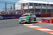Rick Kelly in the Castrol Racing Nissan Ultima during Friday practice at The 2018 Vodafone Supercar Gold Coast 600 in Queensland.